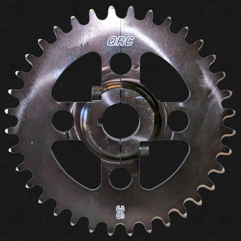 Hubless Sprocket 520