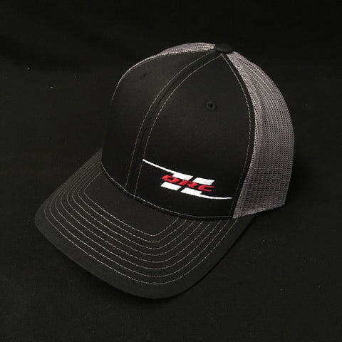 QRC Trucker Hat (Black/Grey)