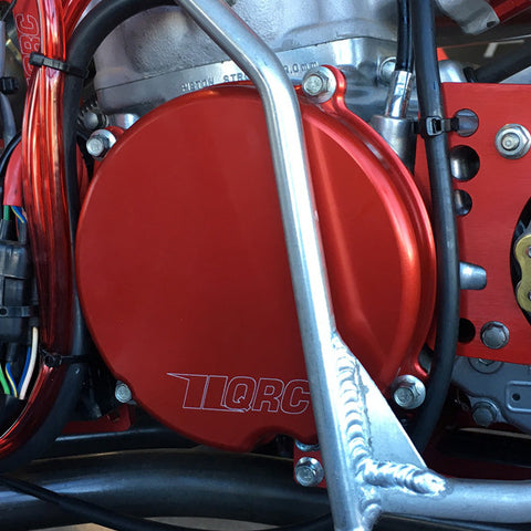 CR500 Billet Ignition Cover