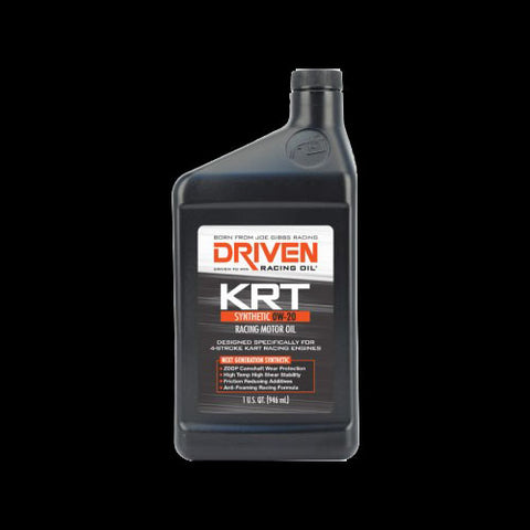 Joe Gibbs Driven Oil, KRT