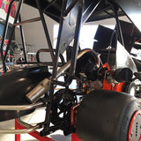 LO206 RLV OUTLAW KART 3 STAGE EXHAUST