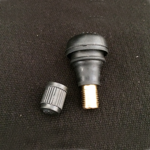 Valve Stem Cap & Core