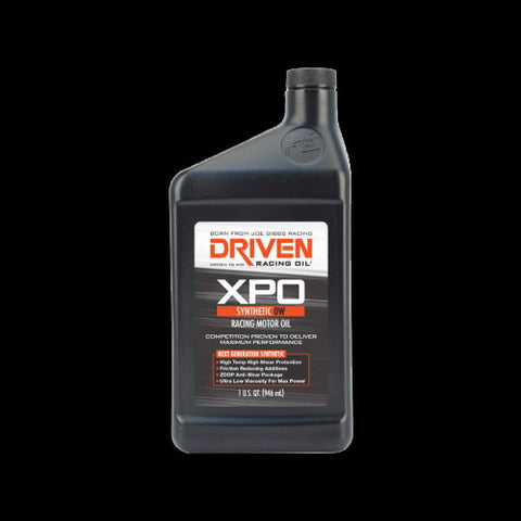 Joe Gibbs Driven Oil, XP 0