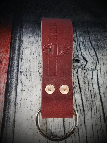 Single D-Ring - Outlaw Leather