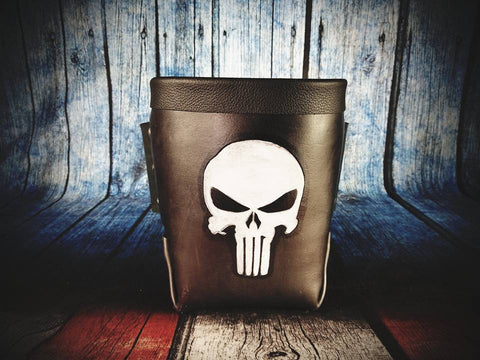 Punisher Bolt Bags (Set of two) - Outlaw Leather