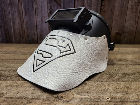 Black/White Superman