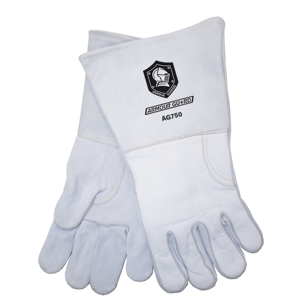 AG750S Stick  Welding Gloves  by Outlaw Leather