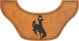 Wyoming Bucking Cowboy  by Outlaw Leather
