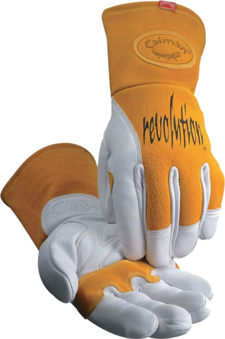 Multi-Task Welding Gloves - Outlaw Leather