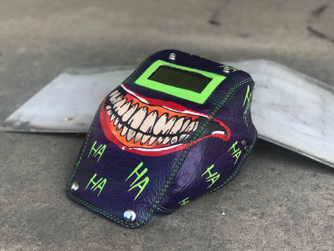 Joker Pocket Mask  by Outlaw Leather
