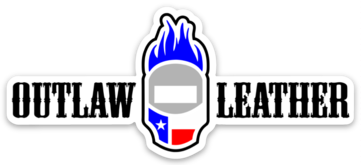 Original Outlaw Leather Sticker