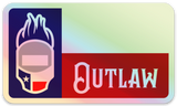 Texas Outlaw Sticker