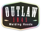 Outlaw Welding Sticker Holographic