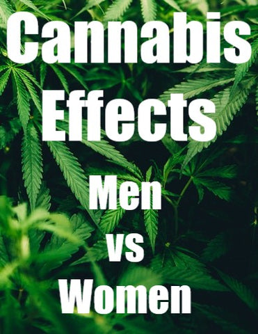 cannabis effects on men and women