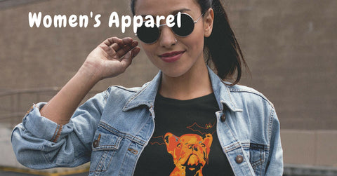 Browse our Women's Apparel Collection