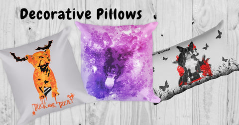 Browse our Decorative Pillows Collection