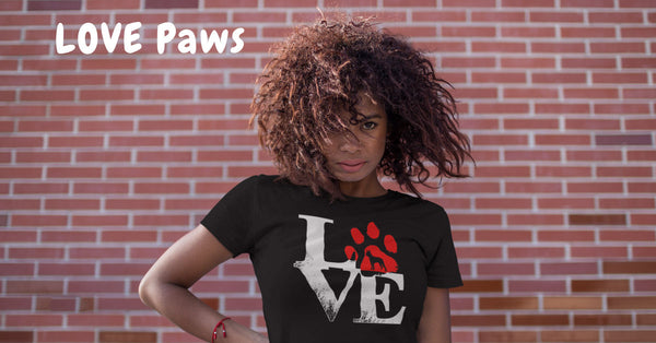 Browse our Special LOVE Paws Collection
