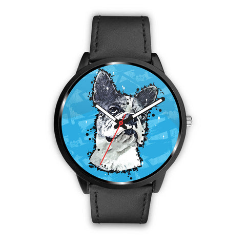 Sir Winston Wooferton SNAFU Rescue - Paint Art Blue Edition - Watch