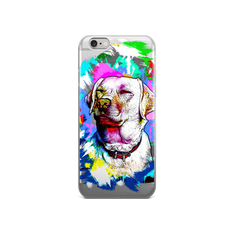 Labrador Artistic Photo Art iPhone 6/6s Case
