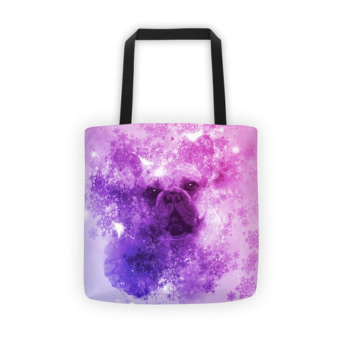 French Bulldog Christmas - All-Over Tote Bag