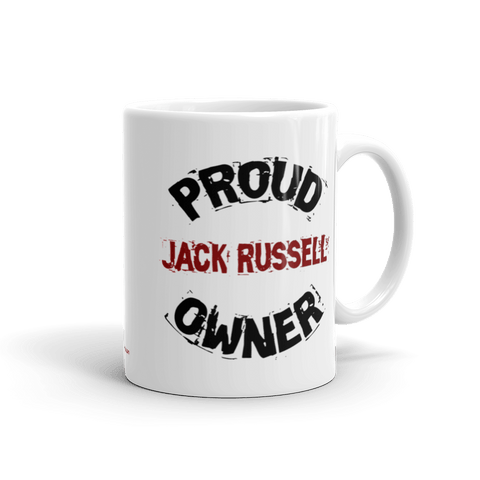 Proud Jack Russell Owner - 11oz Mug