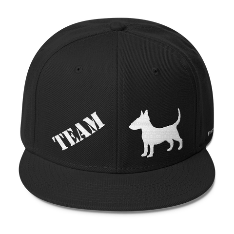 TEAM Bull Terrier - Wool Blend Snapback