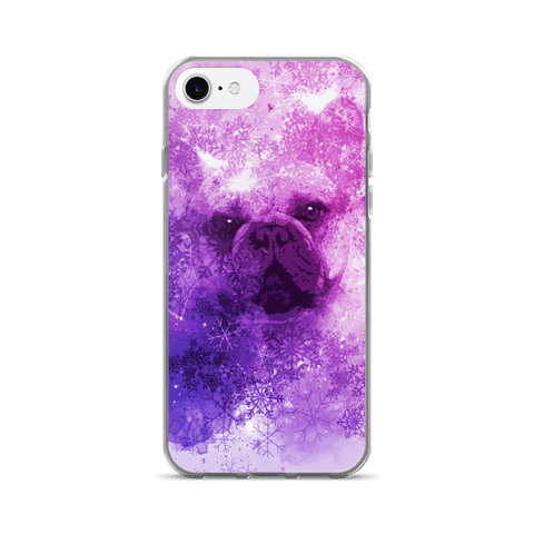 French Bulldog Christmas -  iPhone 7 Case