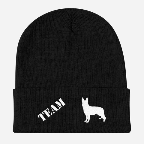 TEAM German Shepherd - Cuffed Beanie Unisex
