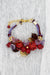 Pomegranate bracelet