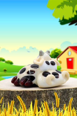 Cow figurine