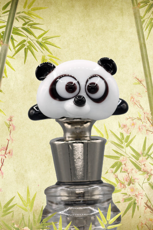 Panda winestopper