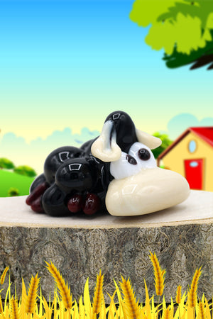 Sheep figurine