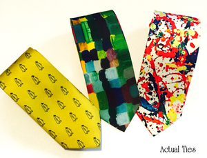 The Necktie Company Gives Back