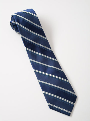 Federal Blue Club Striped