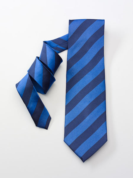 Royal and Navy Club Striped