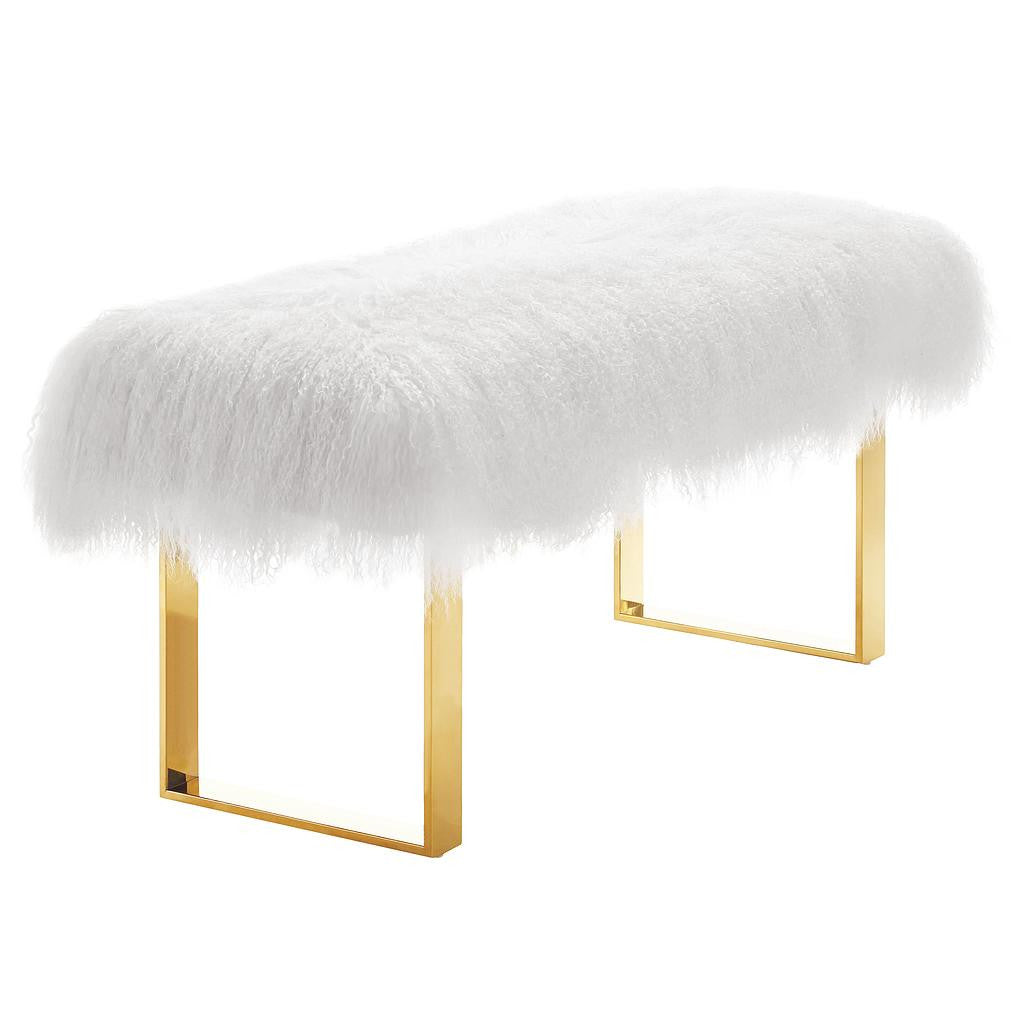 fullxfull sheepskin mongolian il tibet natural real bench white stool lamb zoom fur listing