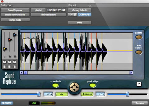 DrumSample com's Top 5 Drum Replacement Plug-Ins for your