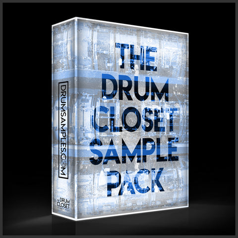 The Drum Closet Sample Pack