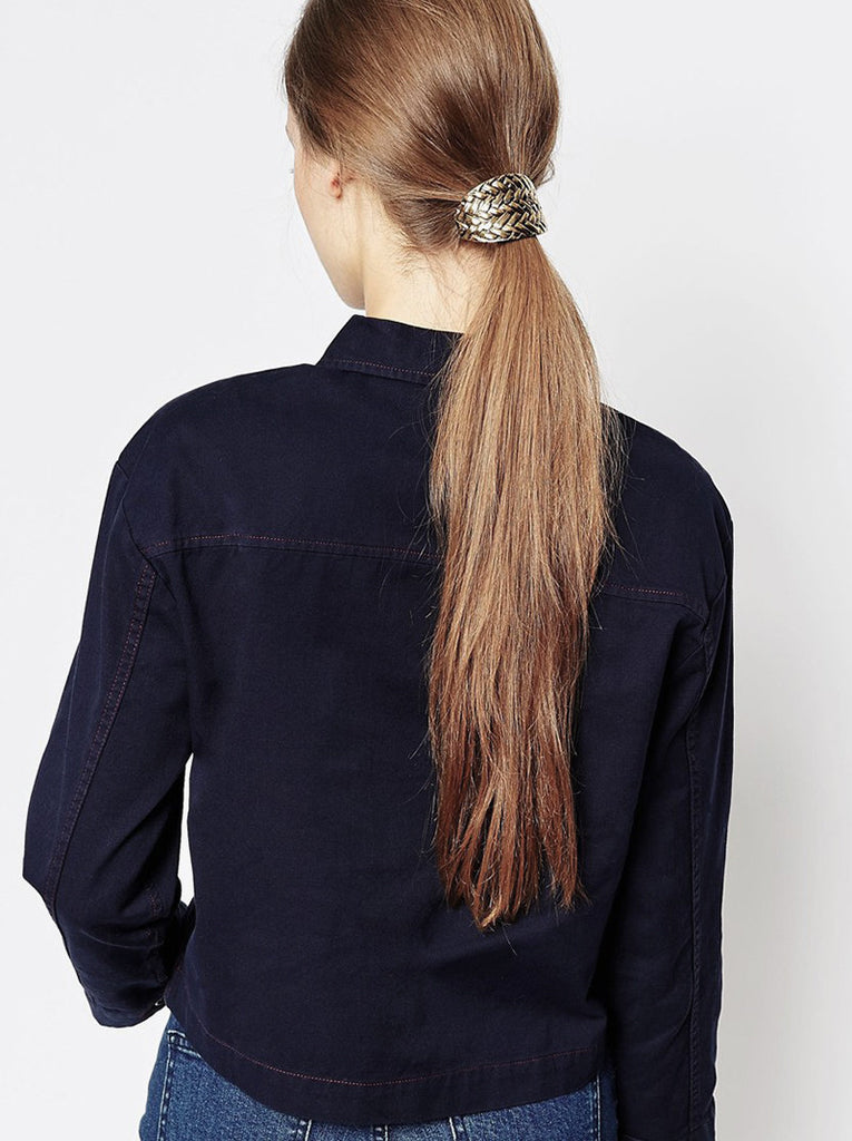 Weave Buckle Hairband