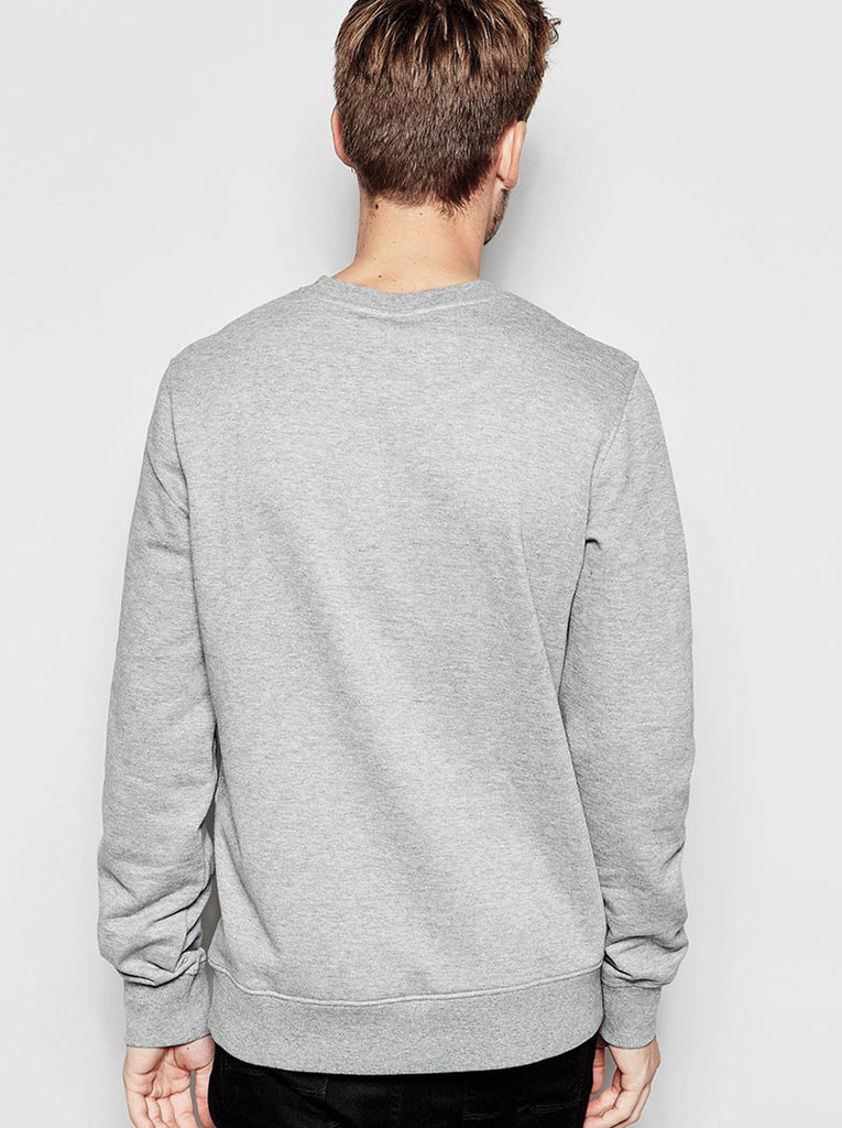 Neck Sweatshirt