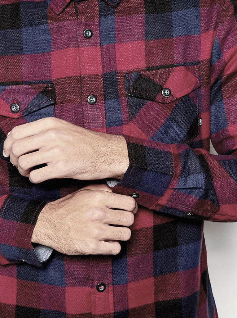 Shirt in Check Flannel