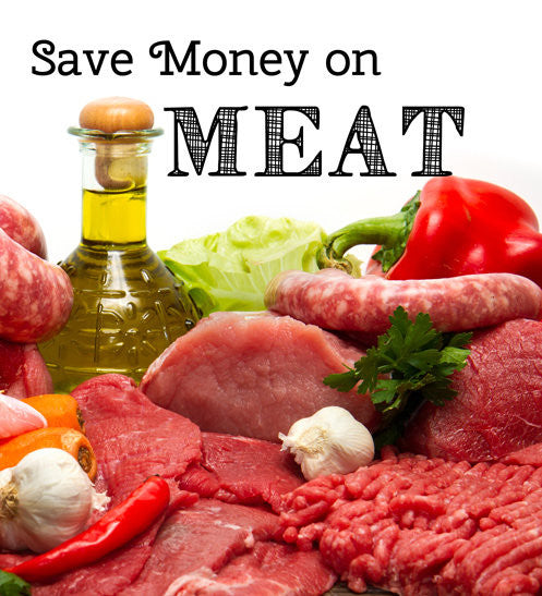 How to save 50% on monthly meat expenses