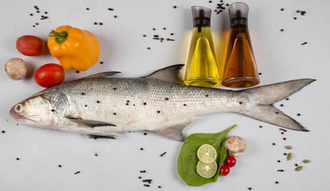 Fresh Salmon Rawas - Fresh Seafood - Meat - Home delivery Pune - Easy Meat - online butcher