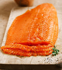 Sea King Salmon smoked (Pre-sliced) - 1 KG. - easymeat
