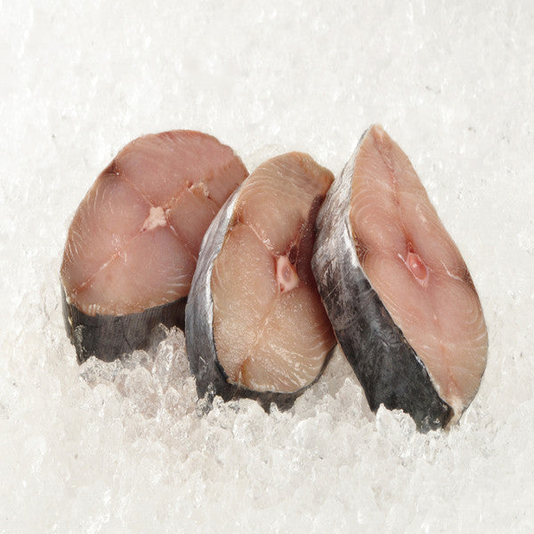 Fresh Surmai - Slices - King Fish - EasyMeat - Home Delivery Pune