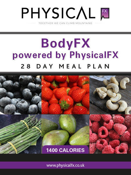 28 Day Meal Plan
