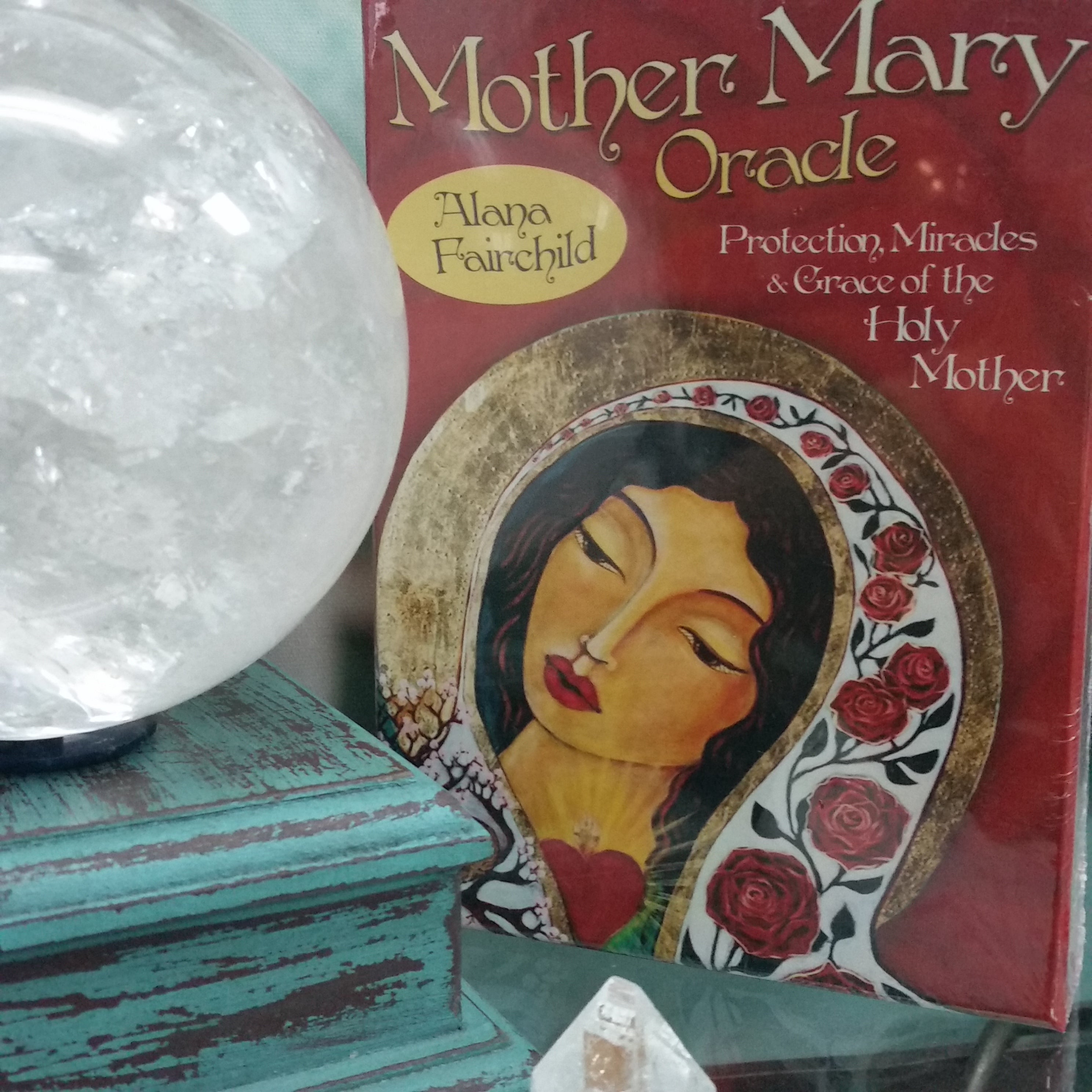 Mother Mary Oracle Deck - Goddess I AM