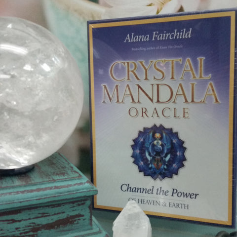Crystal Mandala Oracle - Goddess I AM