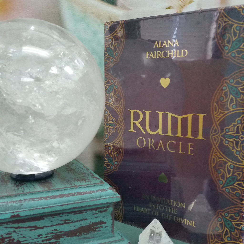 Rumi Oracle Deck - Goddess I AM