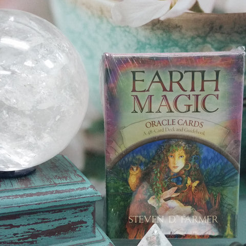 Earth Magic Oracle Deck - Goddess I AM